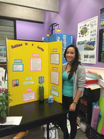 Denisa STEM Fair
